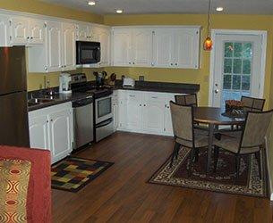 Kitchen at the Mason North in Butler, Alabama