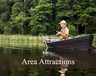 Area Attractions Near The Mason in Butler, Alabama