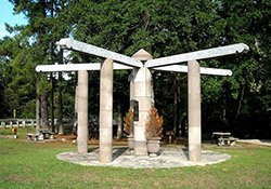 Broadhead Memorial Park at Needham, AL