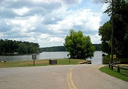 Coffeeville Lake Service Park at Bladon Springs, AL 1