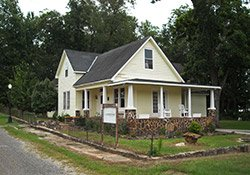 Silas Community House at Silas, AL