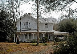 Turner/Sessions/Kopf House at Bladon Springs, AL