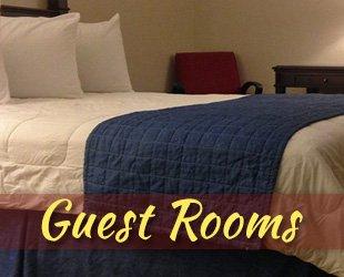 Guest Rooms at Kansas Country Inn