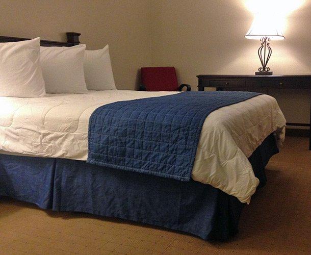 King Room at Kansas Country Inn