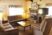 Chalet Vacation Rental at Pine Knot Guest Ranch