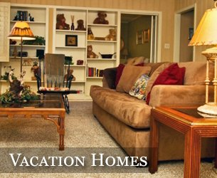 Vacation Homes at Pine Knot Guest Ranch in Big Bear, California