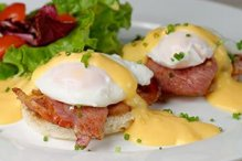 Breakfast Menu at Kit Carson Lodge in California