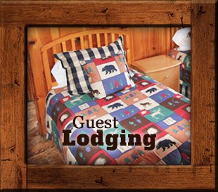 Guest Lodging at Kit Carson Lodge in Kit Carson, California