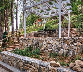 Nature Trail at Arrowhead Tree Top Lodge