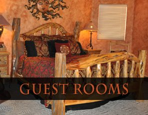 Guest Rooms at Zion Canyon Bed and Breakfast in Springdale, Utah