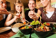 Restaurants near Forest Springs in Gresham, OR