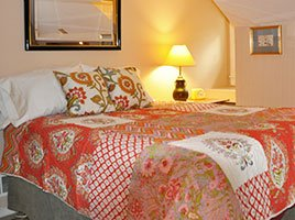 Guest Rooms at Forest Springs Bed and Breakfast