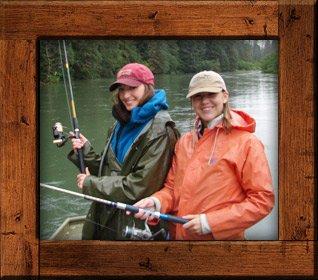 Fishing in Cordova, Alaska