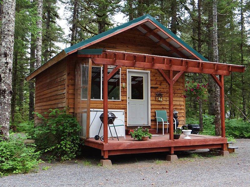 Black Bear Cabin 1 Bears Den Cabins Cordova Alaska