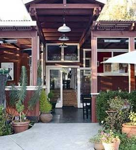Indigo Moon restaurant near White Water Inn in Cambria, CA