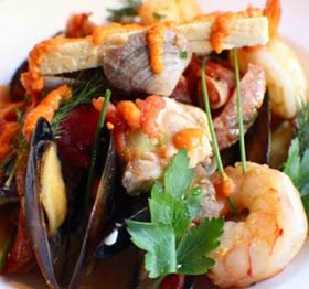 Robin's Restaurant near White Water Inn in Cambria, CA