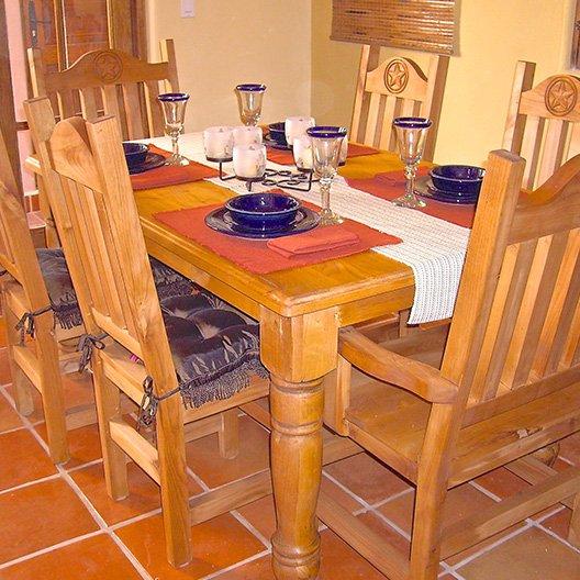 Casa Dorado Main Image Dining Room