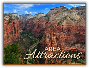 Area Attractions Near Canyon Lodge Motel in Panguitch, Utah