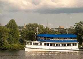 Cayuga Lake Cruises Inc near City Lights Inn in Ithaca, New York