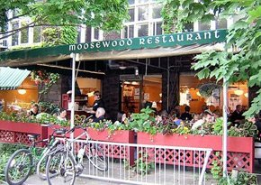 Moosewood Restaurant near City Lights Inn in Ithaca, New York Photo by Quinten