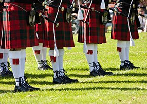 Scottish Games and Celtic Festival near City Lights Inn in Ithaca, New York Photo by Ezra Wolfe