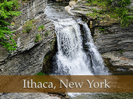 Area Attractions in Ithaca, New York
