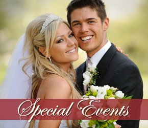 Special Events at The Columns of Tunica Bed and Breakfast