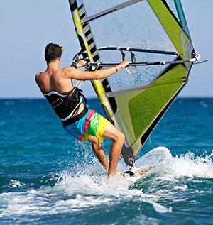 Windsurfing in Corpus Christi TX