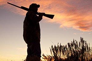 Hunting in Corpus Christi Texas near Fortuna Bay B&B