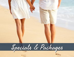 Specials and Packages at Fortuna Bay Bed and Breakfast in Corpus Christi Texas