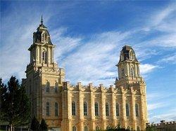 LDS Manti Utah Temple