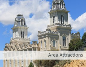 Area Attractions Near Temple View Lodge in Manti, Utah