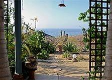 Casa Azul at Villa del Faro in Mexico