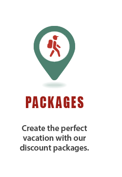 Packages at Bear Paw Adventure Lodging in Anchor Point Alaska