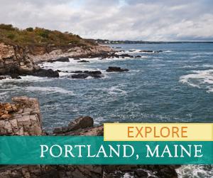 Explore Portland, Maine