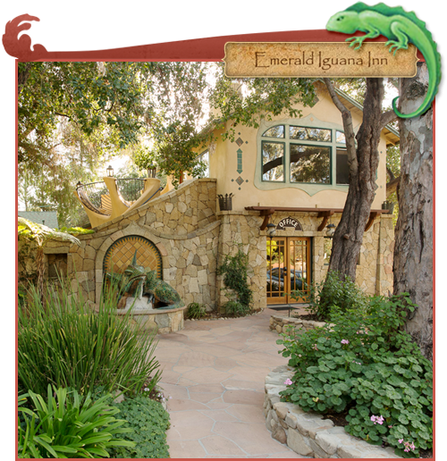 Emerald Iguana Inn in Ojai, California