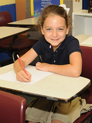 Student at Christian Academy of the Cumberlands