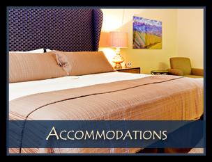 Accommodations at Blue Lakes Inn in Twin Falls, Idaho