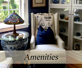 Amenities at 14 Lincoln Street in Niantic, CT