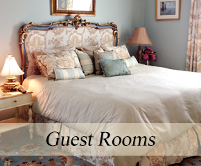 Guest Rooms at 14 Lincoln Street in Niantic, CT