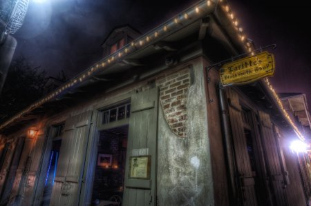 Jean Lafitte House New Orleans