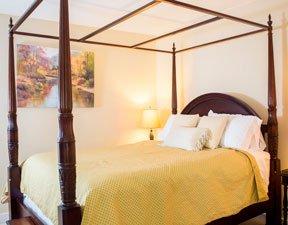 James MacDonald Room at The Inn at Ellsworth Estate in Sun Valley, iD