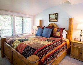 Trinity Lake Room at The Inn at Ellsworth Estate in Sun Valley, iD