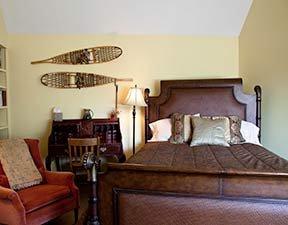 Hemingway Room at The Inn at Ellsworth Estate in Sun Valley, iD