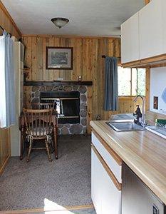 Iris Cottage Kitchen