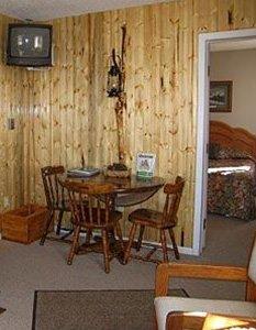 Longs Peak Kitchen and Bedroom