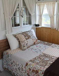 Wild Rose Bedroom