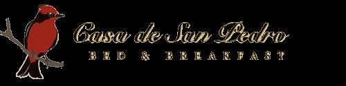 Casa de San Pedros Logo