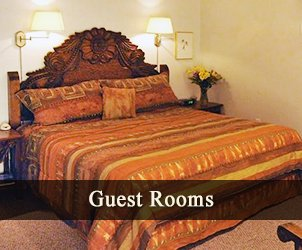 Guest Rooms at Casa de San Pedro in Hereford, Arizona