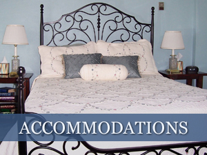 Accommodations at J. Paules Fenn Inn